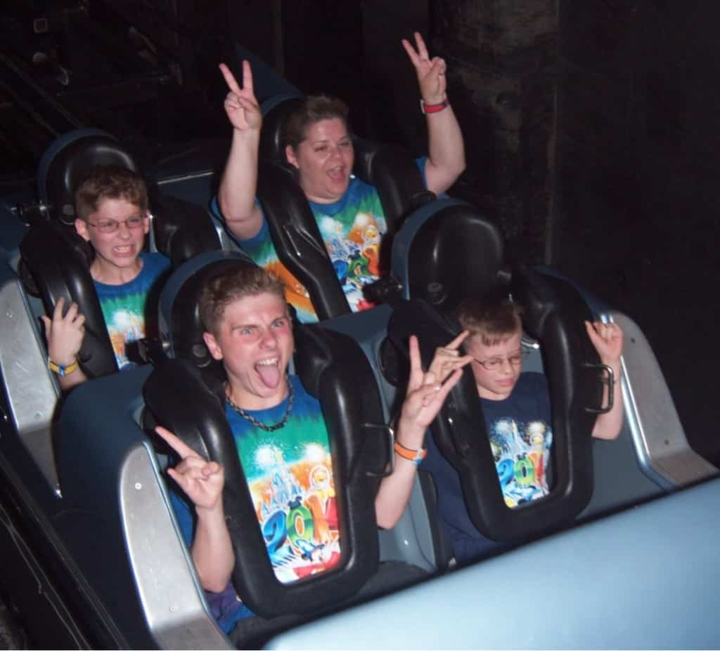 Rockin' Rollercoaster ~ photo courtesy of WDW PhotoPass 2014