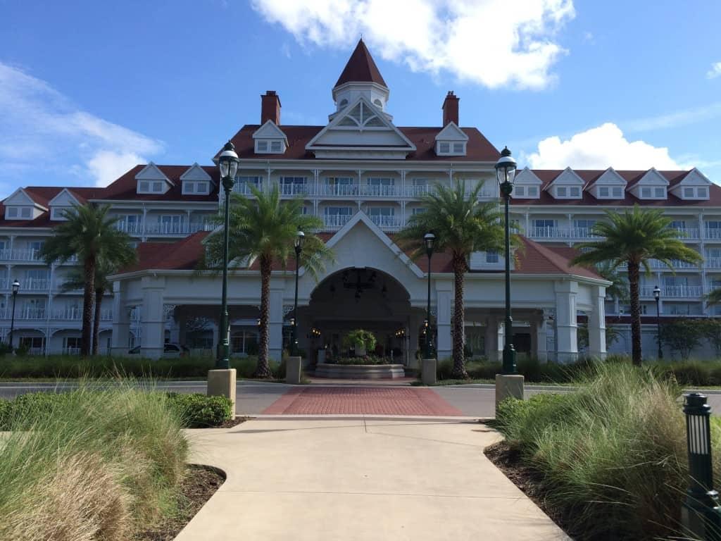 Disney's Grand Floridian Resort & Spa ~ photo taken by T.M. Brown