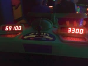 Buzz Lightyear's Ranger Spin ~ photo taken by T.M. Brown