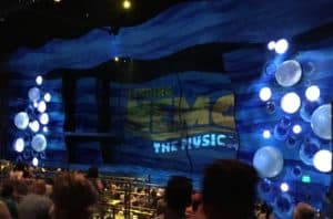 Finding Nemo the Musical at Disneys Animal Kingdom Park ~ photo taken by T.M. Brown