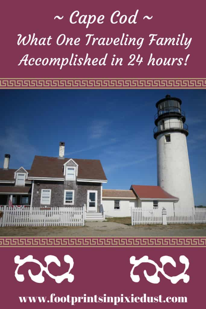 Cape Cod Family Trip: #CapeCod #Massachussetts #summer #travel #vacation #family #lighthouses #newengland