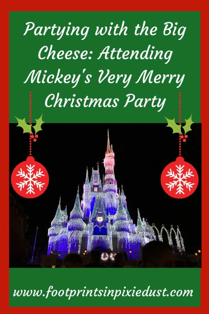 Partying with the Big Cheese: Attending Mickey's Very Merry Christmas Party ~ #Christmas #MVMCP #MickeyMouse #Disneyevent #disneysmmc #disneylife #merrychristmas #visitFL #holidays #holidaytravel #vacation #familyholidays #celebratetheholidays