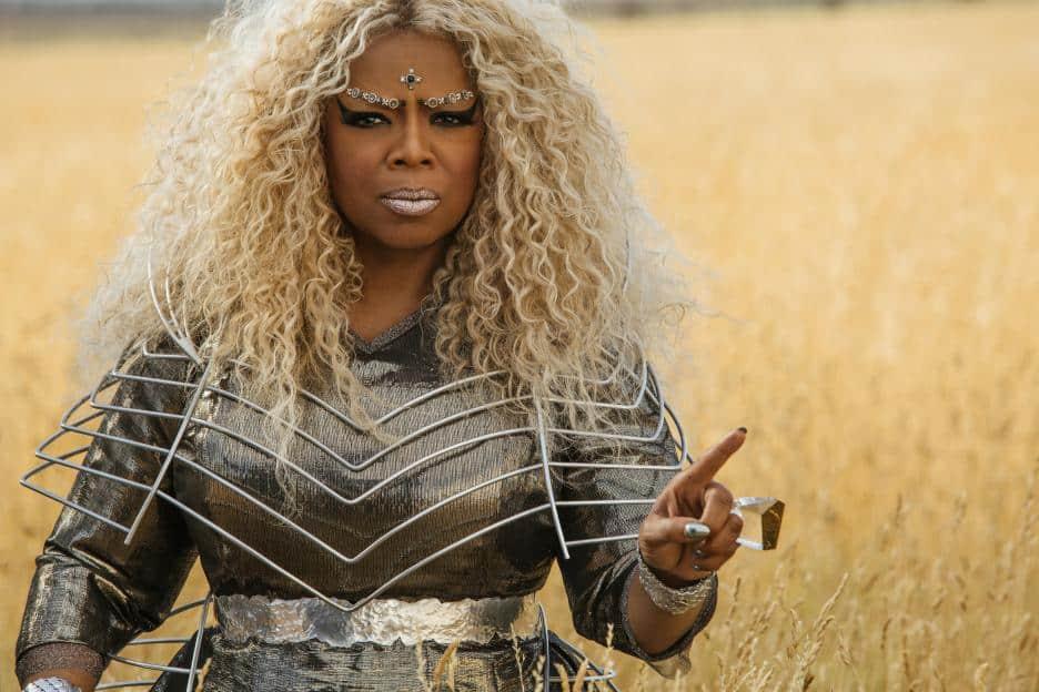Oprah Winfrey as Mrs. Which