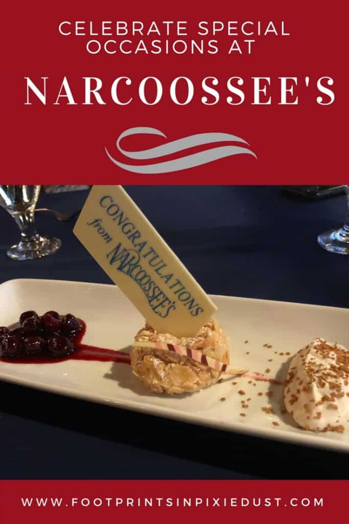Narcoossee's Restaurant: Delicious Desserts for Special Occasions