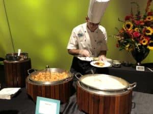 Food, Disney Chef at work