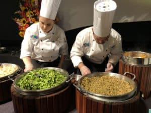 Food, Disney Chefs at work