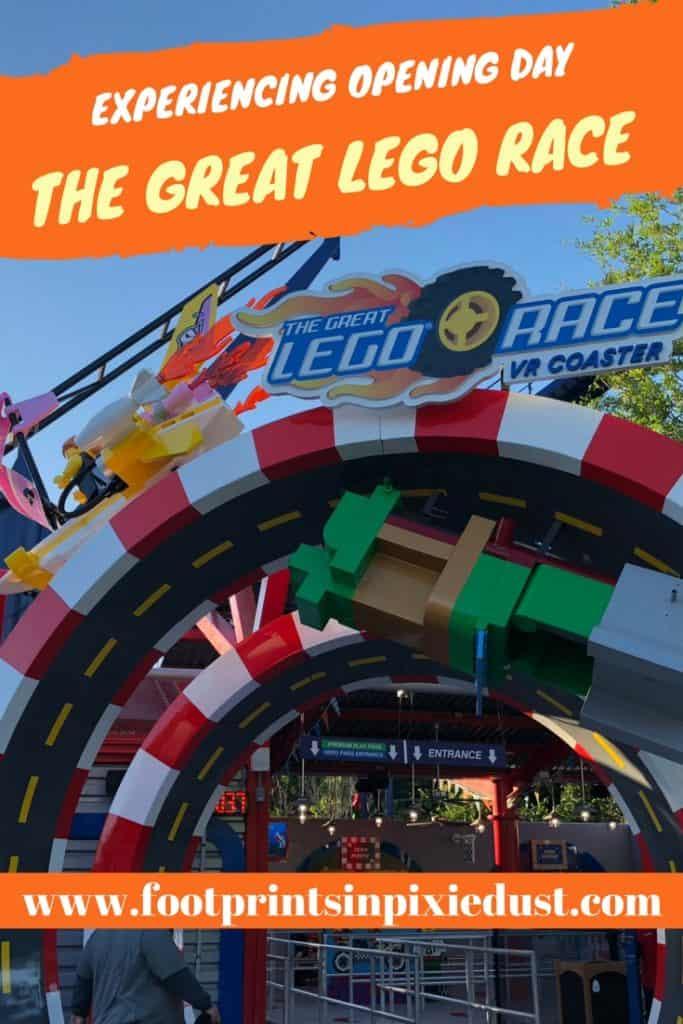 LEGOLAND Florida: The Great LEGO race