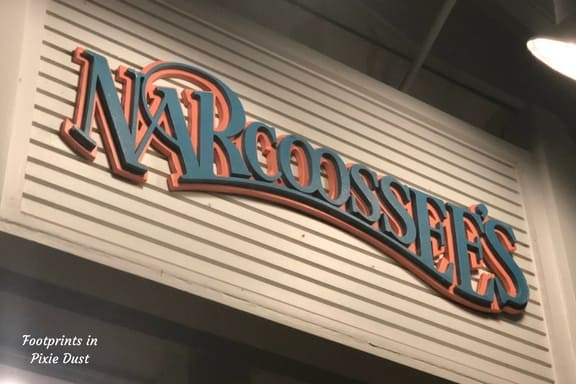 Narcoossee's Restaurant sign