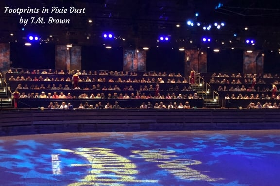 Arena at Dolly Parton's Stampede Dinner Attraction in Branson, MO