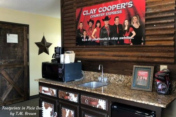 Stone Castle Hotel - Clay Cooper's Crib
