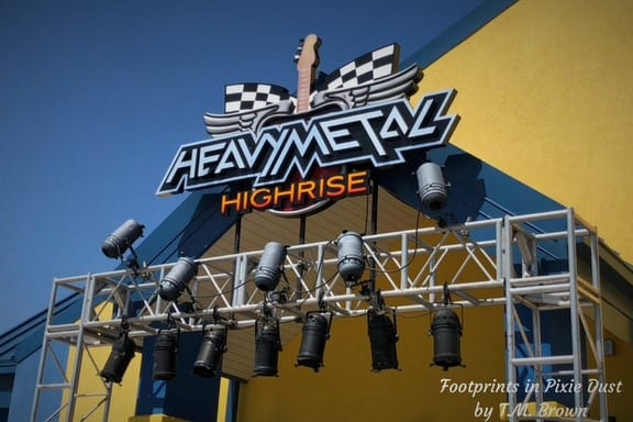 Heavy Metal High Rise Go-Karts at Track Family Fun Park