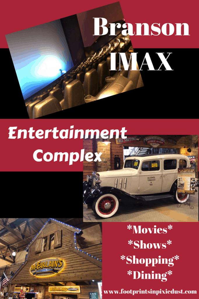 Branson IMAX Entertainment Complex: #BloggingBranson #BransonIMAXLegends #StoneCastlePartner #BBcousins #footprintsinBranson #movietheater #exploreBranson #travel #entertainment #food #shopping #dining