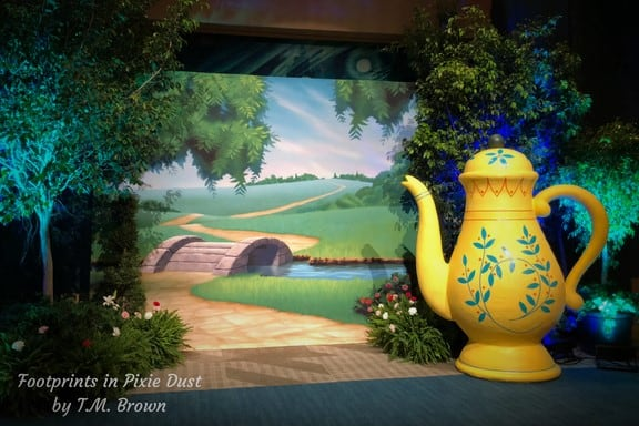 Photo opportunity at Disney Vacation Club's Mother's Day Brunch