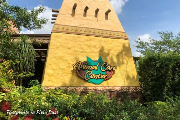Animal Care Center at Busch Gardens Tampa Bay