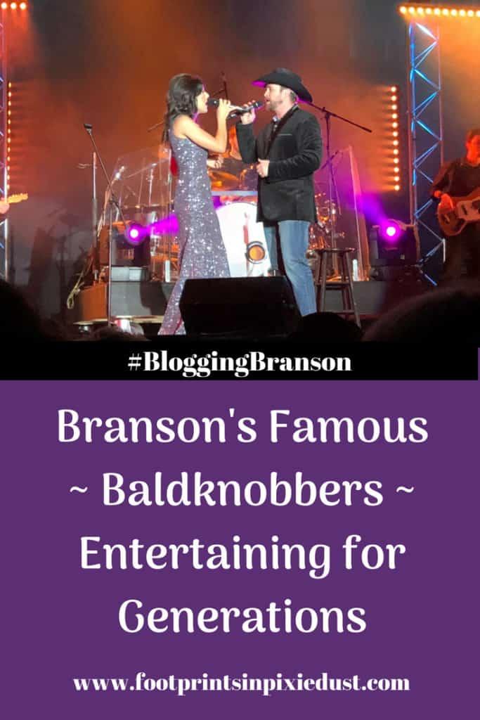 Branson's Famous Baldknobbers: #BloggingBranson #StoneCastlePartner #BBcousins #footprintsinBranson #Branson #Bransontravel #Ozarks #baldknobbers #entertainment #talent #exploreBranson