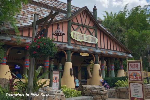 Bengal Bistro at Busch Gardens Tampa Bay