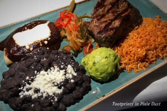 Carne Asada Tampiquena ~ San Angel Inn at Epcot