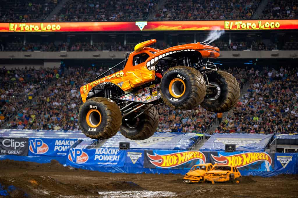 El Toro Loco ~ Photo credit: Feld Motor Sports.