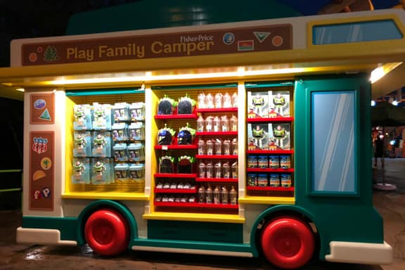 Fisher Price Play Family Camper ~ Photo credit: Tina M. Brown