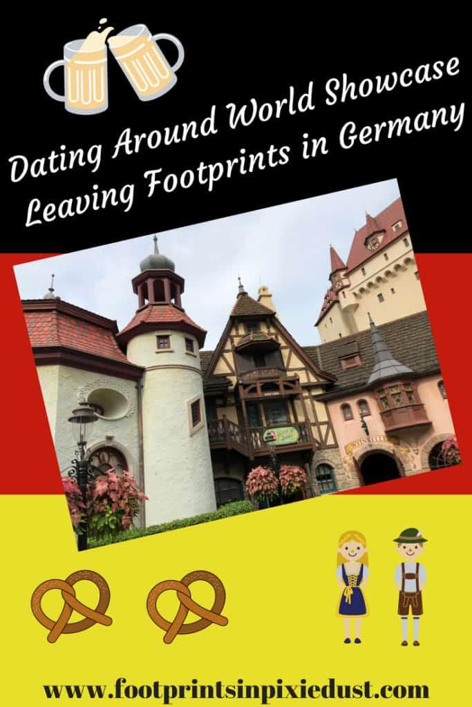 Dating Around World Showcase: Leaving Footprints in Germany ~ #datenight #disneycouple #disneydate #epcot #germany #disneylife #fpipd #footprintsinGermany #worldshowcase #disneysmmc