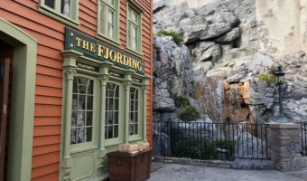 The Fjording in Norway Pavilion at Epcot: Footprints in Pixie Dust