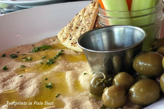 Marlow's Famous Hummus ~ photo credit: Tina M. Brown