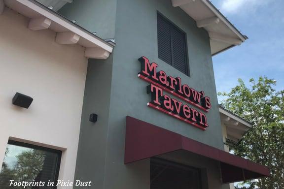 Marlow's Tavern ~ photo credit: Tina M. Brown