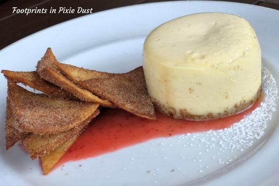 NY Style Cheesecake at Marlow's Tavern ~ photo credit: Tina M. Brown