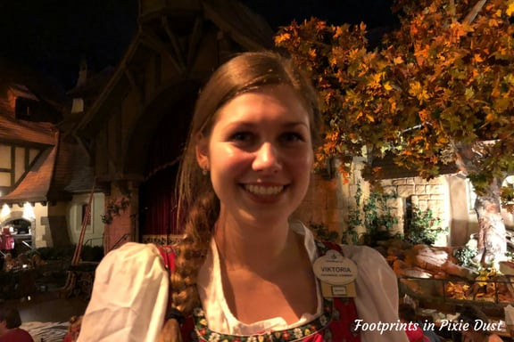 Viktoria, Cast Member ~ Photo credit: Tina M. Brown