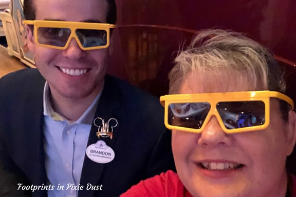 Riding Toy Story Mania with a WDW Ambassador ~ Photo credit: Tina M. Brown
