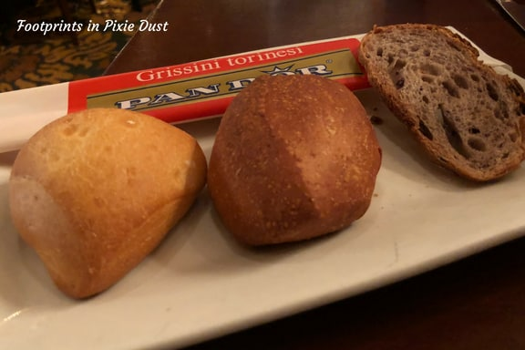 Bread plate ~ Photo credit: Tina M. Brown