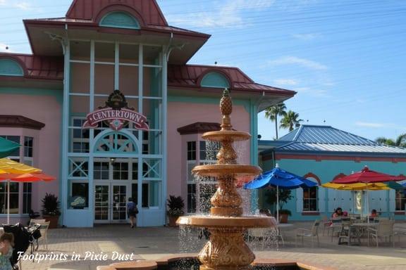 Disney's Caribbean Beach Resort ~ Photo credit: Tina M. Brown