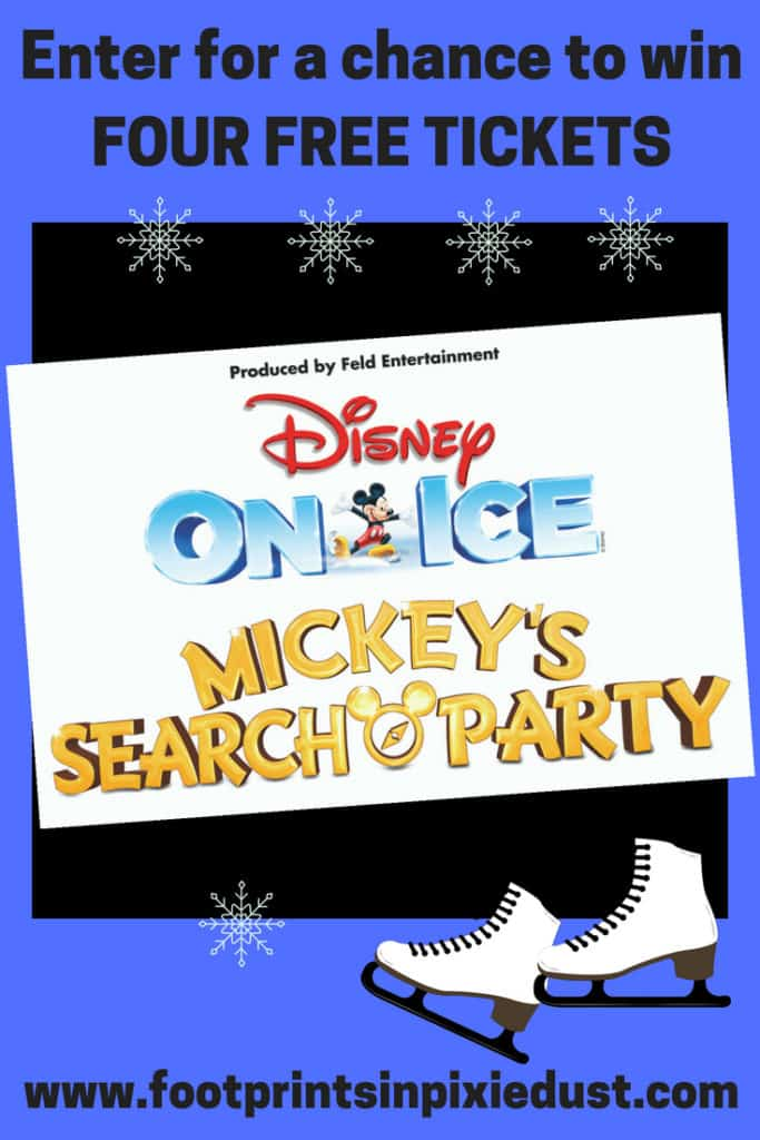Disney on Ice Mickey's Search Party ~ #DisneyOnIce #MickeysSearchParty #AmwayCenter