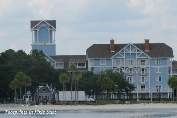 Disney's Beach Club Resort ~ Photo credit: Tina M. Brown