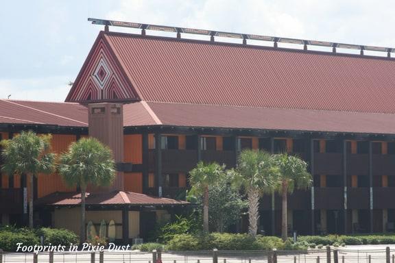 Disney's Polynesian Village Resort ~ Photo credit: Tina M. Brown