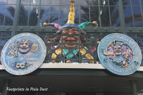 Disney's Port Orleans Resort - French Quarter ~ Photo credit: Tina M. Brown