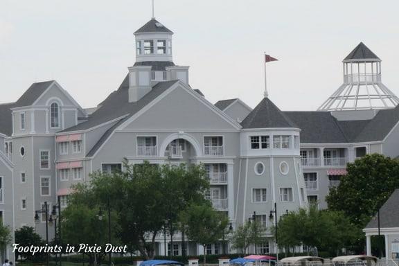 Disney's Yacht Club ~ Photo credit: Tina M. Brown