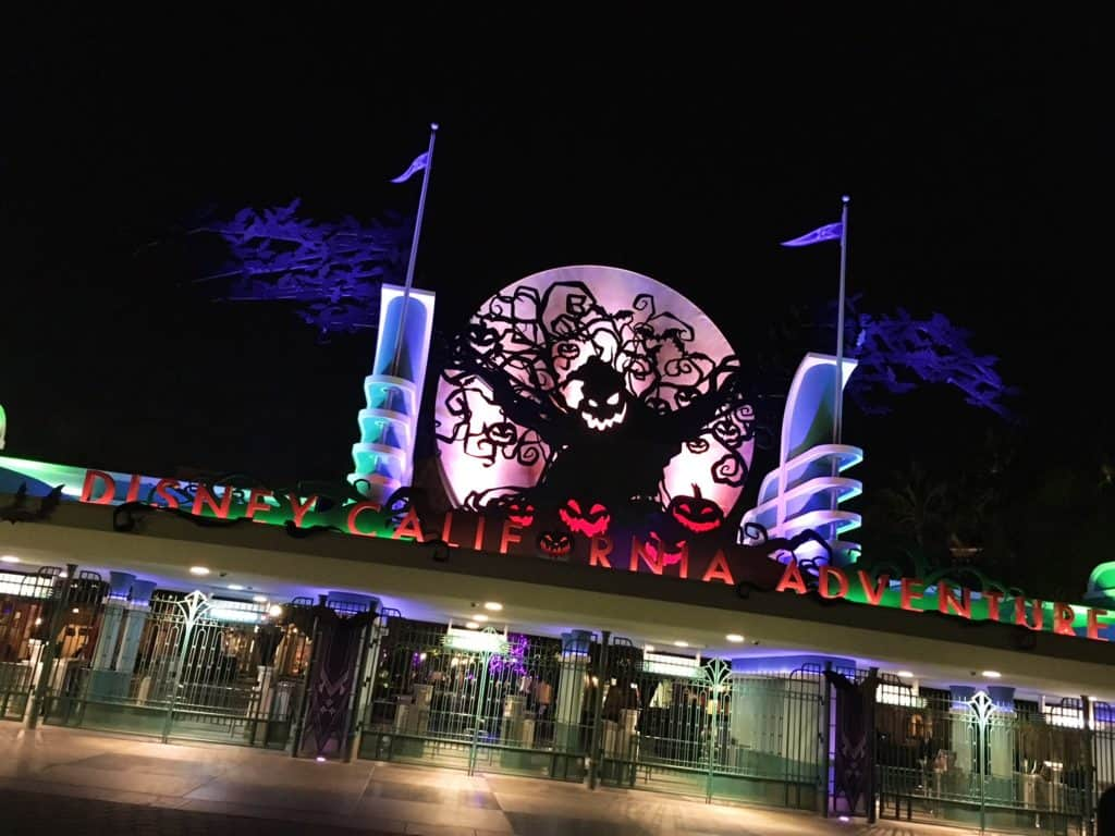 Disney's California Adventure ~ Photo courtesy of Get Away Today