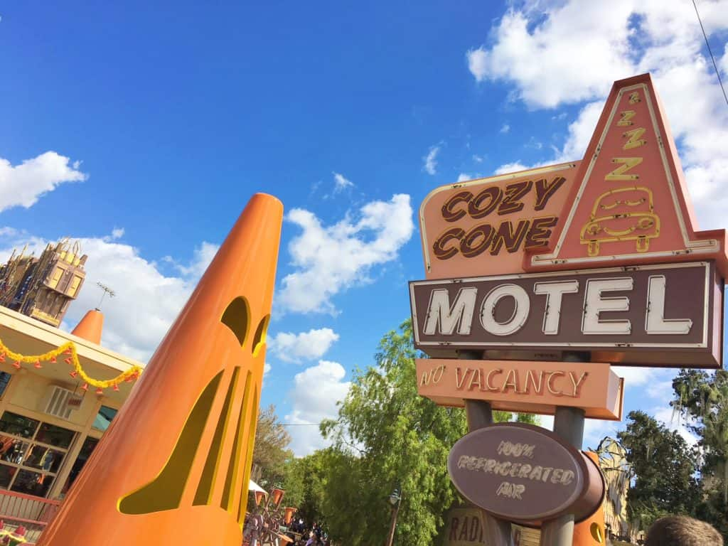 Cars Land at Disneyland Resort ~ photo courtesy of Get Away Today