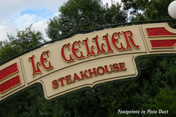 Le Cellier Steakhouse ~ Photo credit: Tina M. Brown