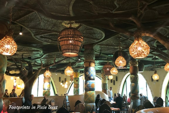 Sanaa decor II ~ Photo credit: Tina M. Brown