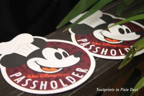 Annual Passholder magnets ~ Photo credit: Tina M. Brown