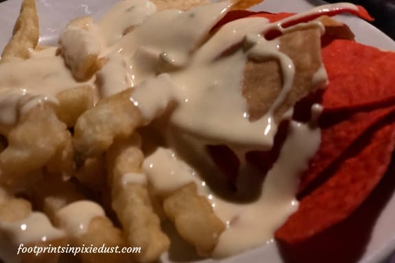 Appetizers - French Fries and Chips ~ Photo credit: Tina M. Brown