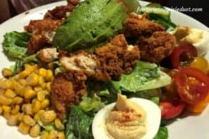 Southern Goddess Salad ~ Photo credit: Tina M. Brown