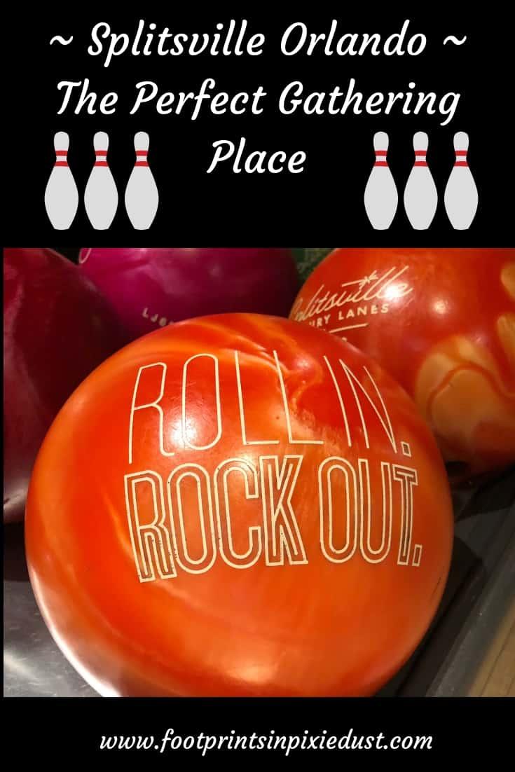 Splitsville at Disney Springs: #SplitsvilleOrlando #RockInRollOut #RollInRockOut #bowling #girlsnightout #gno #visitFL #FloridaFun #disneysprings #WDW #disneyfoodie #disneyfun #momlife #bloggerlife
