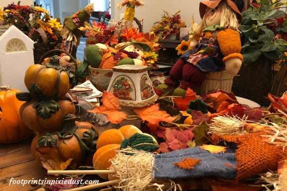 October traditions - Autumn decor just unboxed