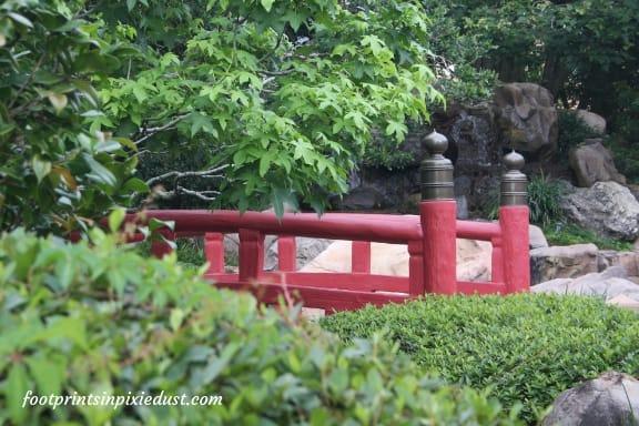 Japan Pavilion at Epcot ~ Photo credit: Tina M. Brown