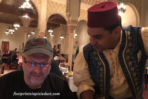 Learning more about Morocco