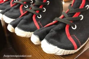 Popular sneakers in Japan ~ Photo credit: Tina M. Brown