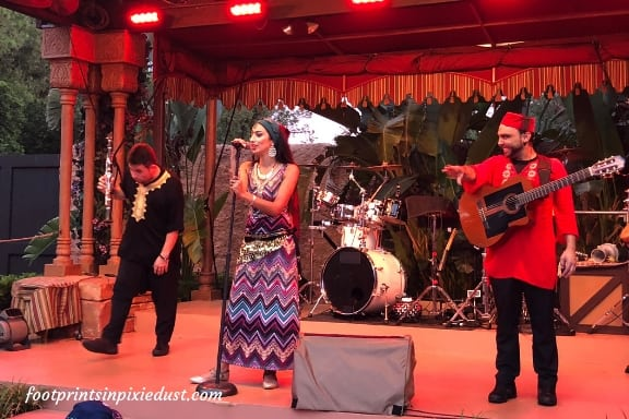 Sahara Heat - Entertainment in Morocco Pavilion at Epcot